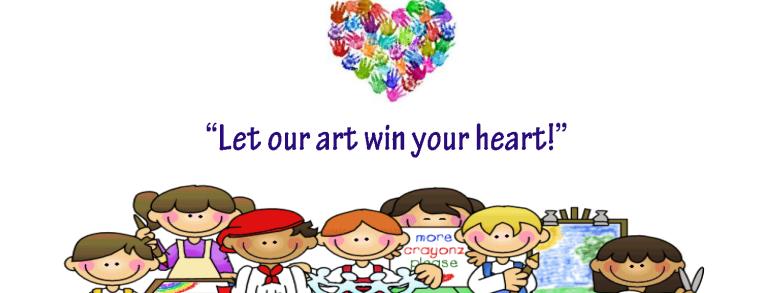 Kids Art Auction Flyer copy